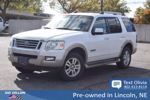 Pre-Owned 2007 Ford Explorer Eddie Bauer