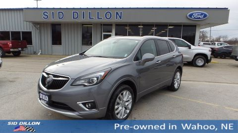 Pre-Owned 2019 Buick Envision Premium II